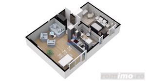 Apartament 2 camere   53mpu. - Proiect exclusivist - imagine 2