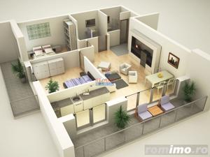 Apartament 3 camere 67mp | Doaman Stanca | Comision 0% - imagine 2