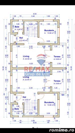 Duplex modern cu 4 camere 86mpu | COMISION 0% - imagine 7
