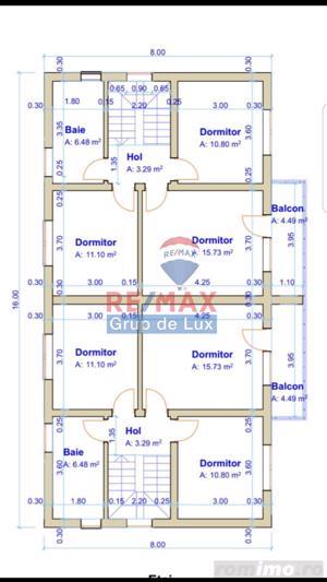 Duplex modern cu 4 camere 86mpu | COMISION 0% - imagine 6