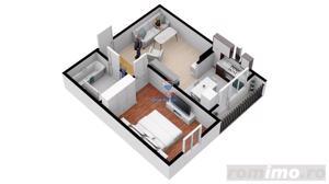 Apartament cu 2 camere   Comision 0%   Dezvoltator - imagine 3
