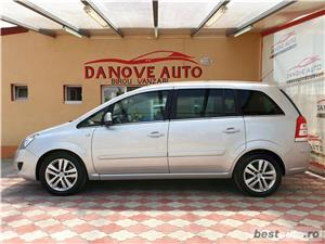 Opel Zafira,GARANTIE 3 LUNI,AVANS 0,RATE FIXE,Motor 1700 CDTI,125CP,Model 7 locuri.  - imagine 4