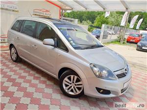 Opel Zafira,GARANTIE 3 LUNI,AVANS 0,RATE FIXE,Motor 1700 CDTI,125CP,Model 7 locuri.  - imagine 3