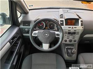 Opel Zafira,GARANTIE 3 LUNI,AVANS 0,RATE FIXE,Motor 1700 CDTI,125CP,Model 7 locuri.  - imagine 7