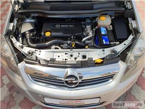 Opel Zafira,GARANTIE 3 LUNI,AVANS 0,RATE FIXE,Motor 1700 CDTI,125CP,Model 7 locuri.  - imagine 10