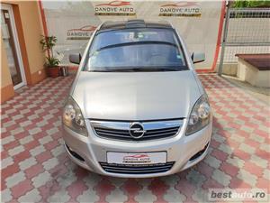 Opel Zafira,GARANTIE 3 LUNI,AVANS 0,RATE FIXE,Motor 1700 CDTI,125CP,Model 7 locuri.  - imagine 2