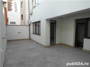 Dorobanti-Liceul Caragiale-apartament superb 3 camere hoch parter cu terasa - imagine 2