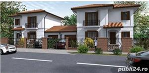 Duplex in spate la Lidl, intre case locuite, asfalt,garaj,, la cheie, toate utilitatkiile - imagine 1