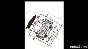 Duplex in spate la Lidl, intre case locuite, asfalt,garaj,, la cheie, toate utilitatkiile - imagine 4