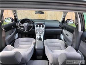 Mazda 6- 2,0d / NAVIGATIE . RATE FIXE , EGALE , FARA AVANS , EURO 4 , CLIMA , RECENT ADUSA  - imagine 13