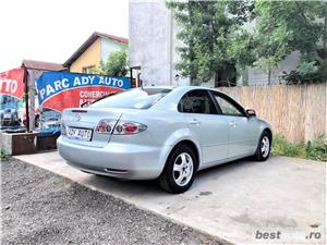 Mazda 6- 2,0d / NAVIGATIE . RATE FIXE , EGALE , FARA AVANS , EURO 4 , CLIMA , RECENT ADUSA  - imagine 4