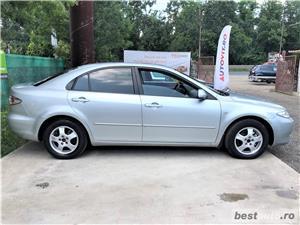Mazda 6- 2,0d / NAVIGATIE . RATE FIXE , EGALE , FARA AVANS , EURO 4 , CLIMA , RECENT ADUSA  - imagine 6