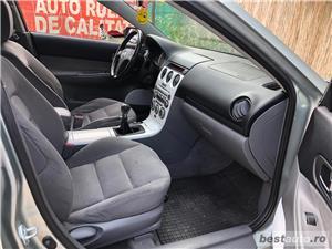 Mazda 6- 2,0d / NAVIGATIE . RATE FIXE , EGALE , FARA AVANS , EURO 4 , CLIMA , RECENT ADUSA  - imagine 16