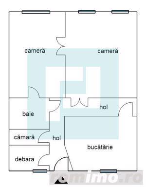 Apartament spațios în Piața Avram Iancu - imagine 8