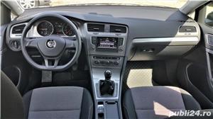 Volkswagen Golf 7 Hatchback Trendline - Euro 6 - 2015 - 1.6TDi 90cp - 107.812km - imagine 7