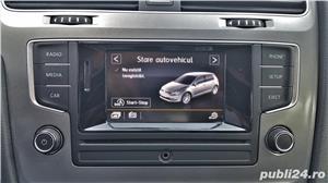 Volkswagen Golf 7 Hatchback Trendline - Euro 6 - 2015 - 1.6TDi 90cp - 107.812km - imagine 14