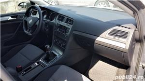 Volkswagen Golf 7 Hatchback Trendline - Euro 6 - 2015 - 1.6TDi 90cp - 107.812km - imagine 9