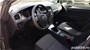 Volkswagen Golf 7 Hatchback Trendline - Euro 6 - 2015 - 1.6TDi 90cp - 107.812km - imagine 10