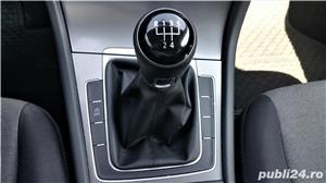 Volkswagen Golf 7 Hatchback Trendline - Euro 6 - 2015 - 1.6TDi 90cp - 107.812km - imagine 16