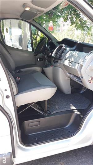 7600euro Opel Vivaro 8+1 Euro5 - imagine 8