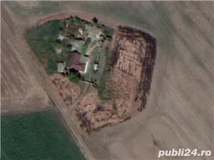 teren intravilan cu casa in comuna Mihail Kogalniceanu , C-ta - imagine 1