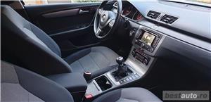 VW Passat 2 L.TDI 140 CP FULL EXTRASE  - imagine 14