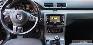 VW Passat 2 L.TDI 140 CP FULL EXTRASE  - imagine 3