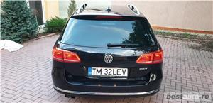 VW Passat 2 L.TDI 140 CP FULL EXTRASE  - imagine 6