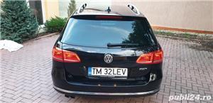 Vw Passat DIESEL 2L 140 CP euro 5 FULL EXTRASE ,VARIANE auto litraj maxim 2L!!! - imagine 2