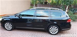 Vw Passat DIESEL 2L 140 CP euro 5 FULL EXTRASE ,VARIANE auto litraj maxim 2L!!! - imagine 8