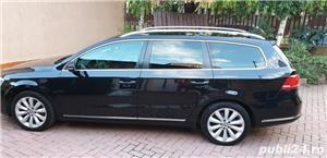 Vw Passat DIESEL 2L 140 CP euro 5 FULL EXTRASE ,VARIANE auto litraj maxim 2L!!! - imagine 9