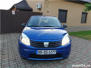Dacia Sandero 1.4 Benzina 2009 Euro 4 Adusa Azi  - imagine 12
