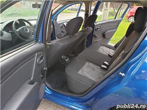 Dacia Sandero 1.4 Benzina 2009 Euro 4 Adusa Azi  - imagine 7
