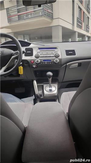 Honda civic. 1.3 benzina/hibrid - imagine 8