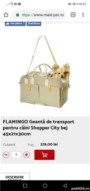 Geanta transport animale - imagine 1