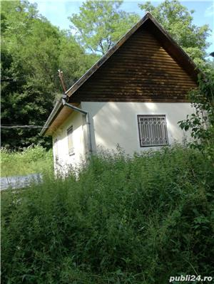 Vand casa la munte, jud Hunedoara - imagine 9