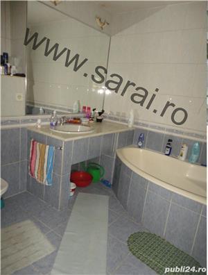 Zona A.Muresanu - Ap. cu 3 camere dec=90mp,finisat, lift, loc parcare, mobilat si utilat, izolat - imagine 9