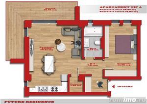 Timisoara - Bl. Nou - Ap. Cu 2 si 3 Camere - PROMOTIE - Lift - Parcare - Terase - Finisaje Premium - imagine 4