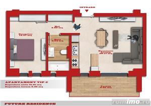 Timisoara - Bl. Nou - Ap. Cu 2 si 3 Camere - PROMOTIE - Lift - Parcare - Terase - Finisaje Premium - imagine 6