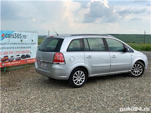 Opel Zafira 1.9 CDTI Enjoy, 2006 - posibilitate RATE PERSOANE FIZICE - imagine 4