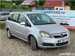 Opel Zafira 1.9 CDTI Enjoy, 2006 - posibilitate RATE PERSOANE FIZICE - imagine 1