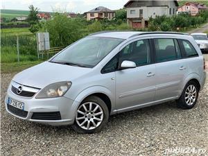 Opel Zafira 1.9 CDTI Enjoy, 2006 - posibilitate RATE PERSOANE FIZICE - imagine 2