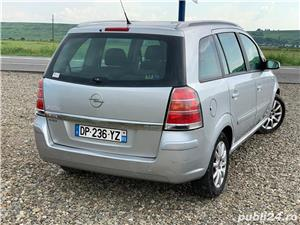 Opel Zafira 1.9 CDTI Enjoy, 2006 - posibilitate RATE PERSOANE FIZICE - imagine 9