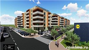 Giroc(Lidl) - Comision 0% - Bloc Nou - 2 Camere - Parcare - Lift - Terasa - Finisaje Premium - imagine 5