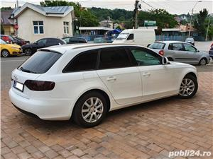 Audi A4 s-line quattro (4x4) fab.2009, euro 5 ,impecabil , 2.0 TDI , - imagine 8