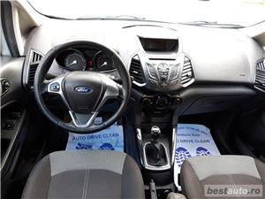 Ford Ecosport 1.5 tdci 2016 Business - 112.552 km - Diesel - Manual - 95 cp - 115 g/km - EURO 6 - imagine 9