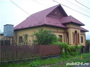 VAND CASA – VILA P+M  Propietar,vând imobil (parter, mansardă), recent consolidat şi renovat, având - imagine 3