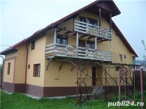 VAND CASA – VILA P+M  Propietar,vând imobil (parter, mansardă), recent consolidat şi renovat, având - imagine 4