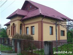 VAND CASA – VILA P+M  Propietar,vând imobil (parter, mansardă), recent consolidat şi renovat, având - imagine 1
