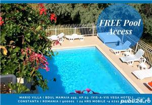 Apartament LIBER Statiunea MAMAIA 5 min mare, VEGA 400 Ron/4 persoane - imagine 4